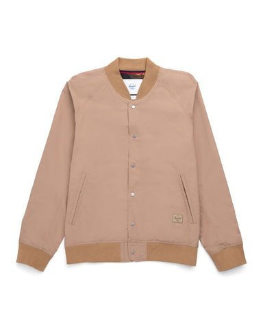Varsity Jacket / Khaki mens