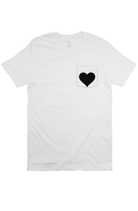 LOVE ME NOT T-SHIRT WHITE