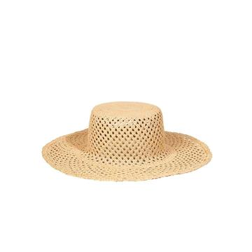 BARI HAT // YELLOW