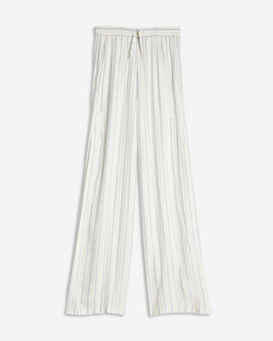 CHLOE PANTS METALLIC STRIPE
