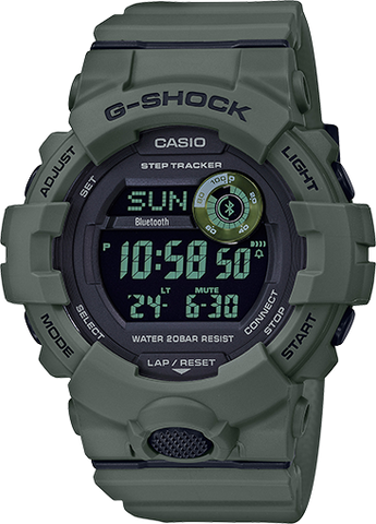 G-SHOCK // DIGITAL // GBD800UC-3