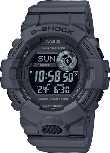 G-SHOCK // DIGITAL // GBD800UC-8