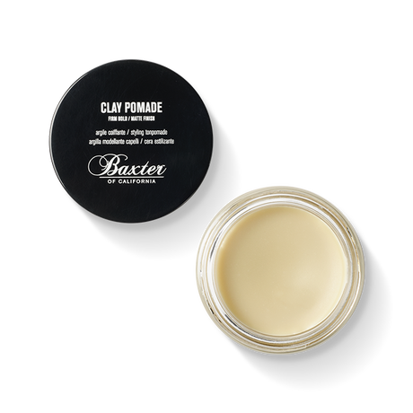 CLAY POMADE - FIRM HOLD MATTE FINISH