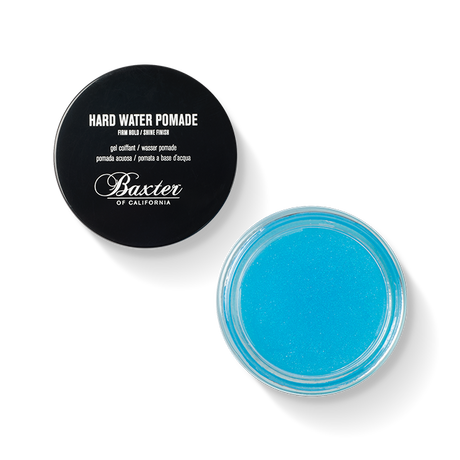 HARD WATER POMADE SHINE FINISH
