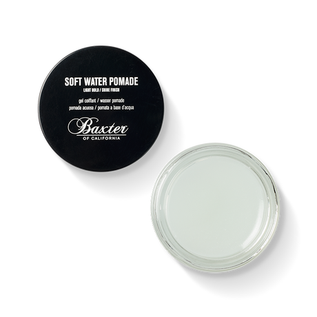 SOFT WATER POMADE SHINE FINISH