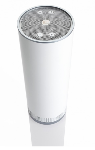 STELLE AUDIO PILLAR WHITE