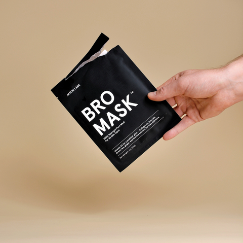 BRO MASK - 100% HYDROGEL - JAXON LANE