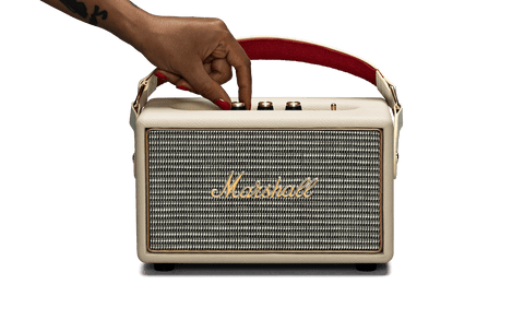 MARSHALL KILLBURN IVORY PORTABLE BLUETOOTH SPEAKER