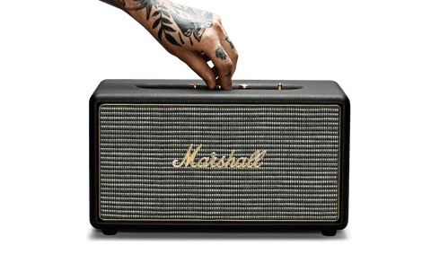 MARSHALL STANMORE WIRELESS BLACK
