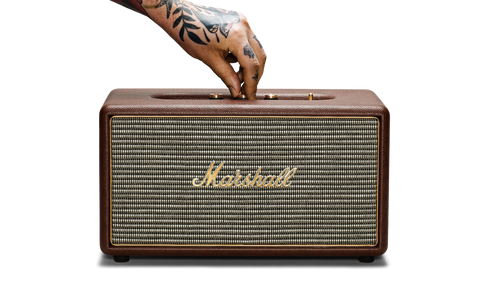 MARSHALL STANMORE WIRELESS BROWN