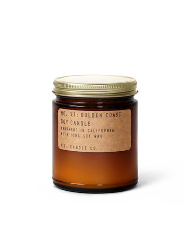 NO. 11 CANDLE: AMBER & MOSS
