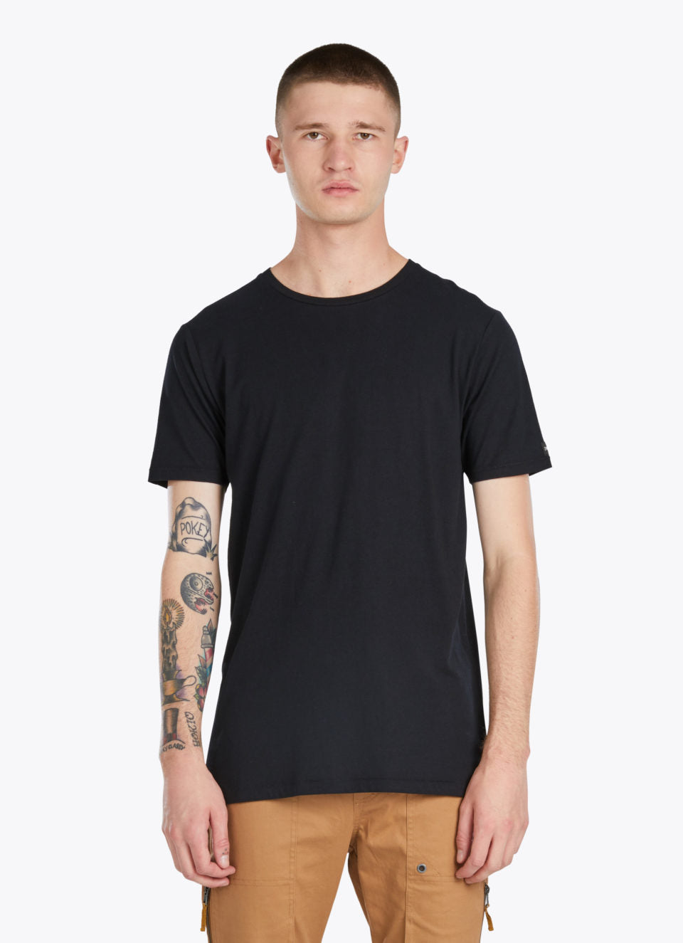 FLINT LOCK TEE BLACK