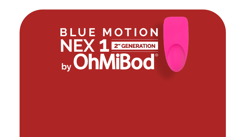 Play time: OhMiBod Bluemotion Nex1