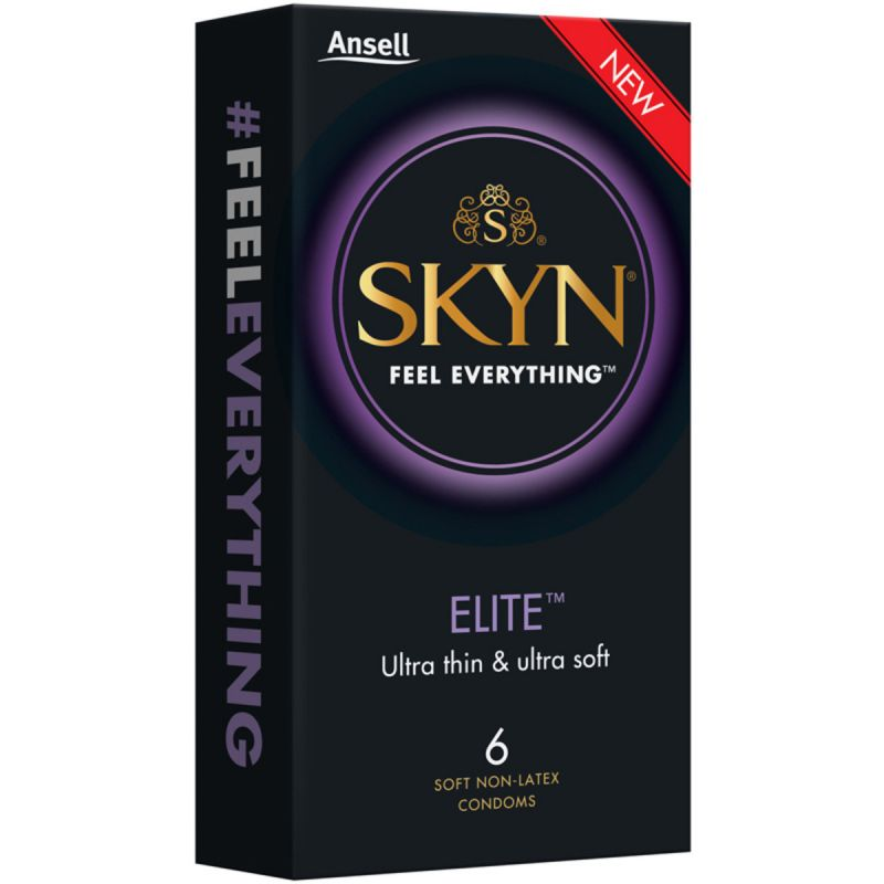 SKYN Elite Non Latex Condom by Ansell