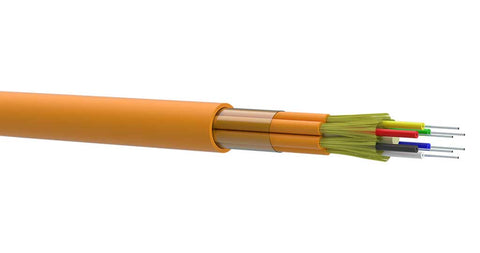 OKVo distribution indoor fiber optic cable