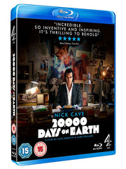 20,000 Days on Earth <br>(Blu-ray)