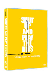 LCD Soundsystem: Shut Up and Play The Hits (Limited Edition)