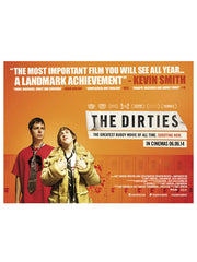 The Dirties <br>(Official UK Quad Poster)