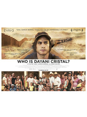 Who is Dayani Crisyal? <br>(Official UK Quad Poster)