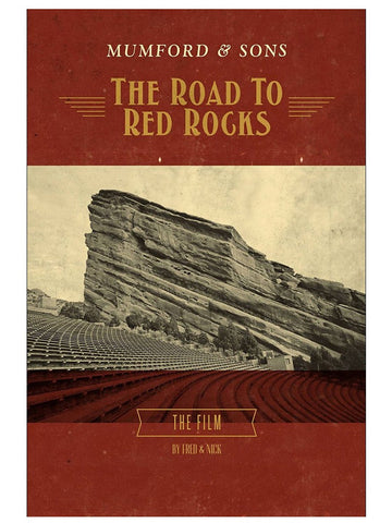 Mumford & Sons 'The Road To Red Rocks'
