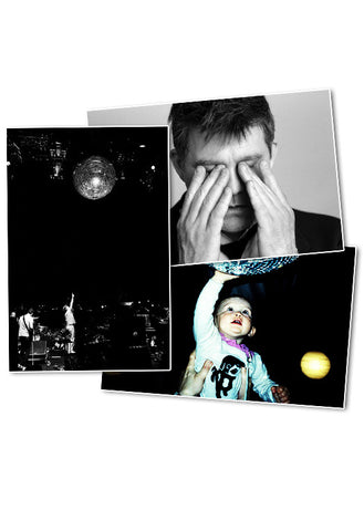 LCD Soundsystem: Shut Up And Play The Hits - 3 photographic stills