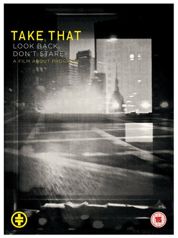 Take That 'Look Back Don't Stare' (DVD)