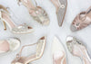 Five different shoes for five different brides - find your unique style