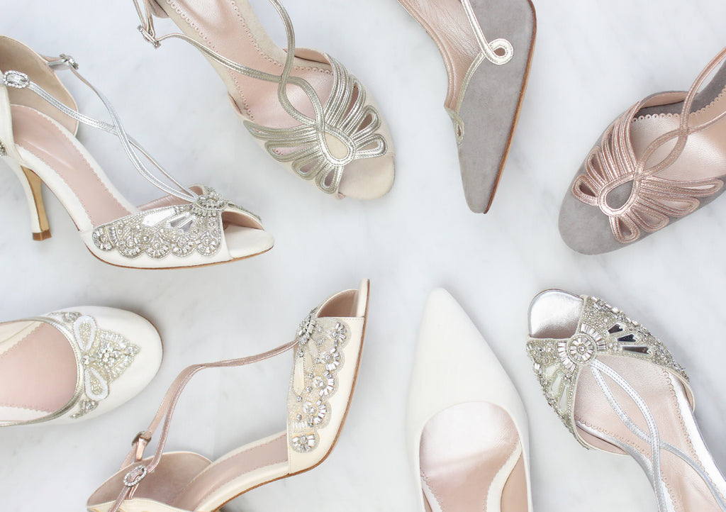 Emmy London bridal shoe collection 2016