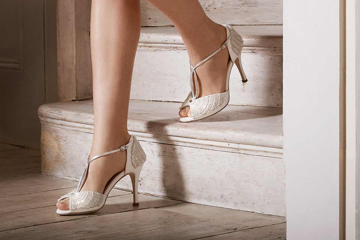 ccfe7423d1 Luxury Bridal Shoes, Wedding Shoes & Bridal Accessories | Emmy London