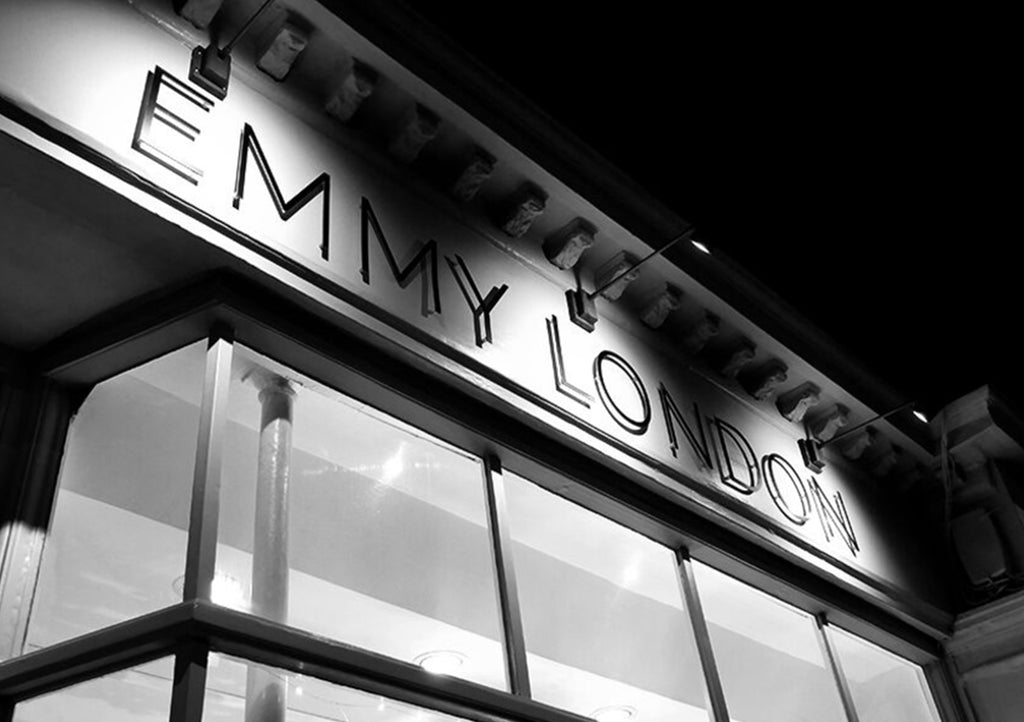 Emmy London Flagship Launch photo Thomas Noya Wedding Status