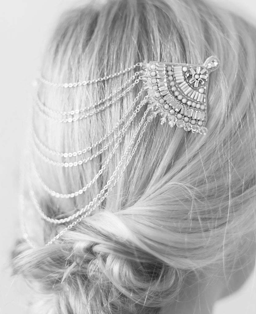 Emmy_London_Bridal_Hair_Decoration_Double_Fan_Drape_Crystals_Chain