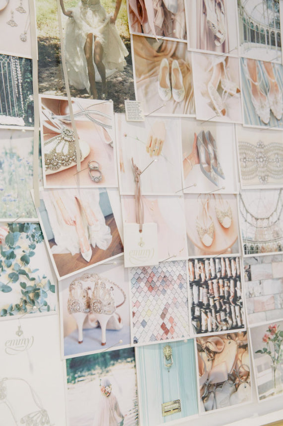 Emmy London Moodboard in the Chelsea Boutique