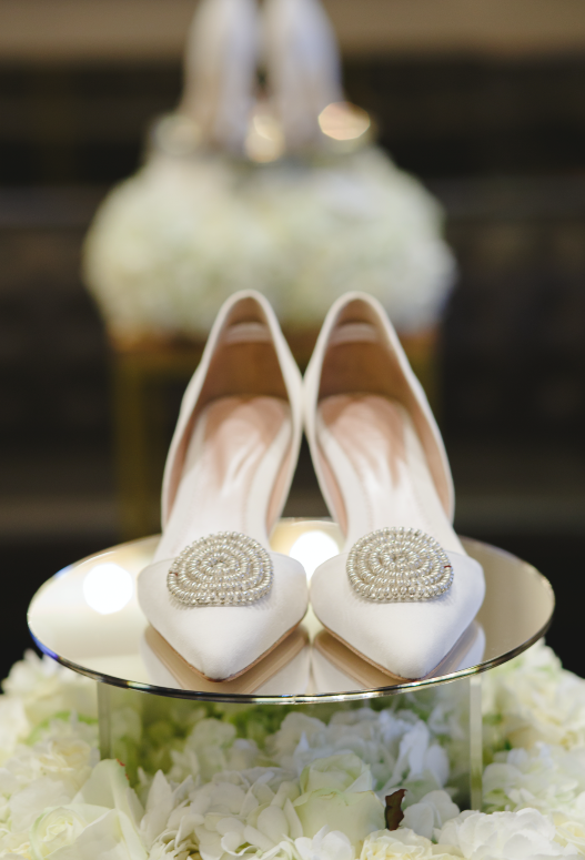 Corinthia Hotel London, Emmy London Launches Exclusive New Bridal Shoe Collection