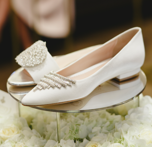 Corinthia Hotel London Weddings Emmy London Launches New Bridal Shoe Collection