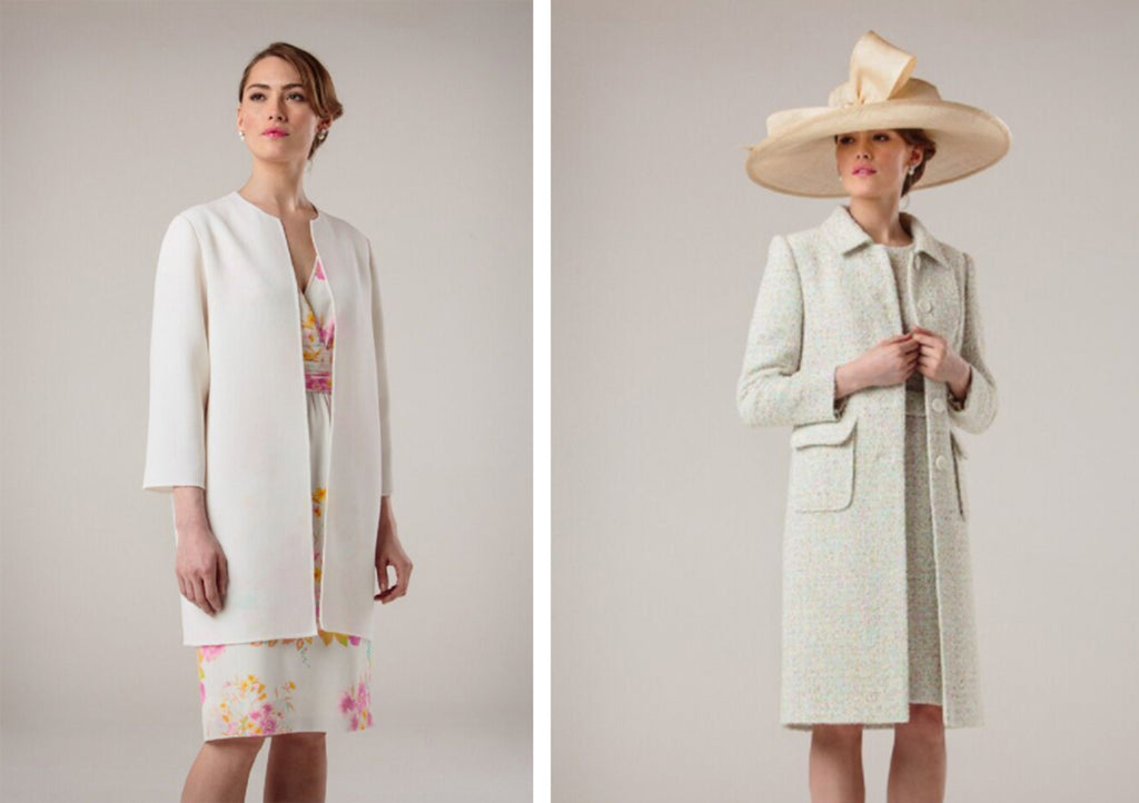 Stewart Parvin Royal Ascot Outfits With Emmy London Shoes and Accessories