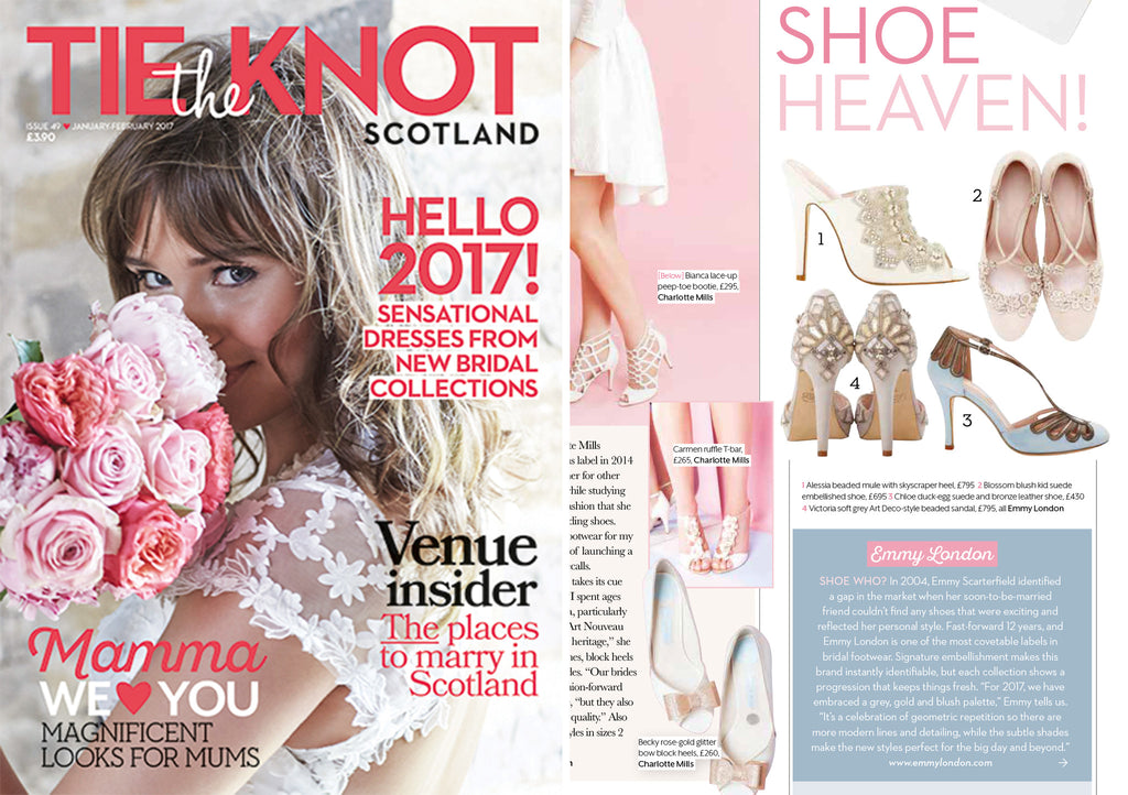 Tie the Knot Scotland Magazine