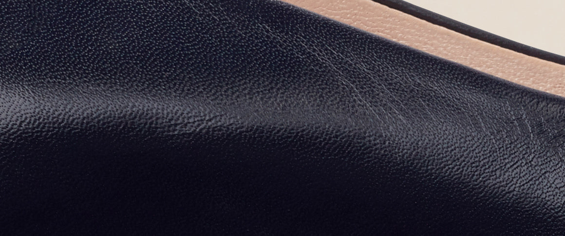 Caring for your leather Emmy shoes