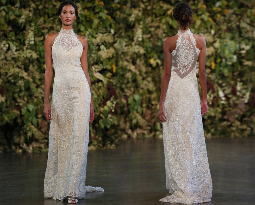 Celestin Gown from the Gothic Angel Collection by Claire Pettibone