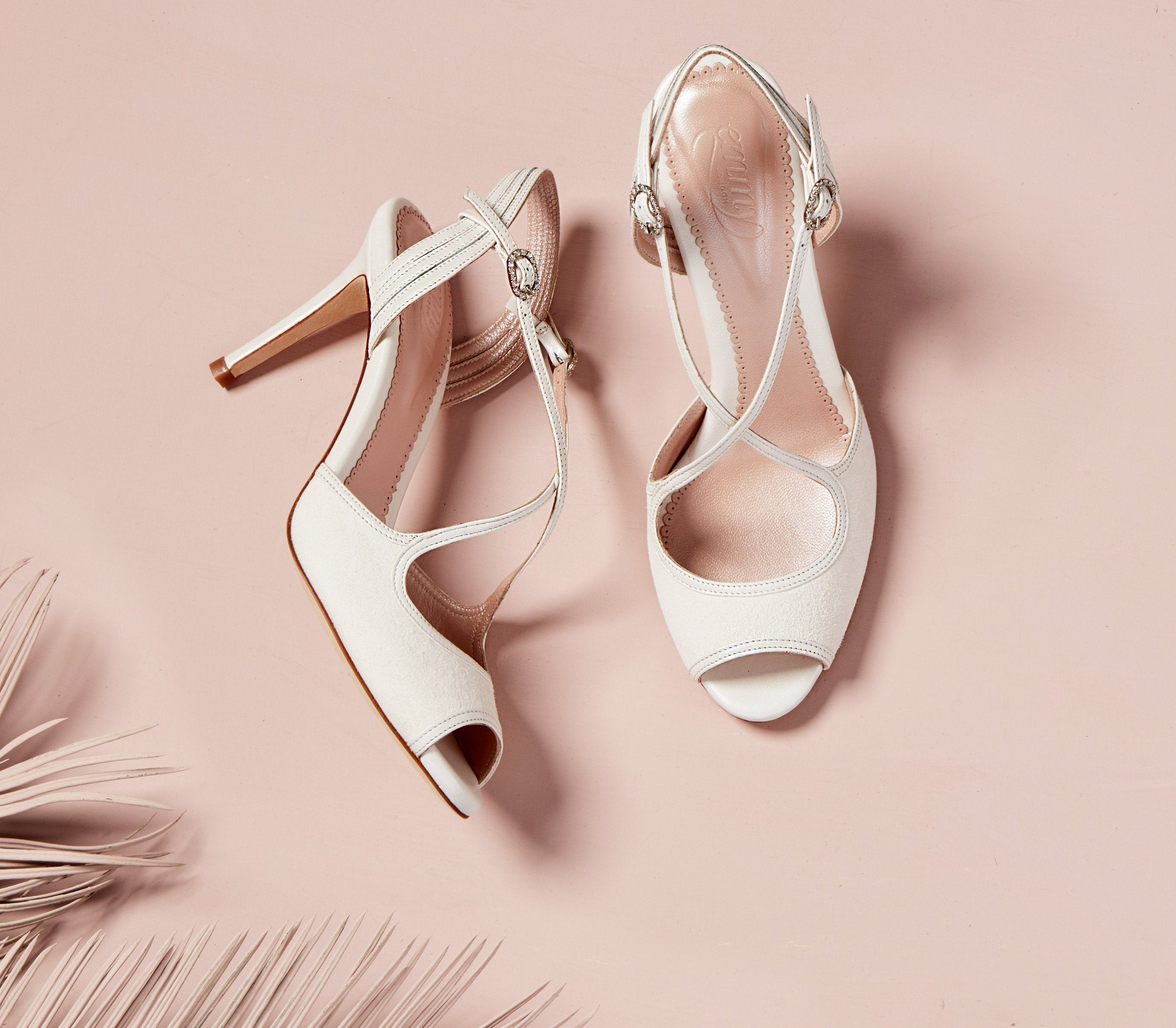 Penny Bridal Shoes By Emmy London