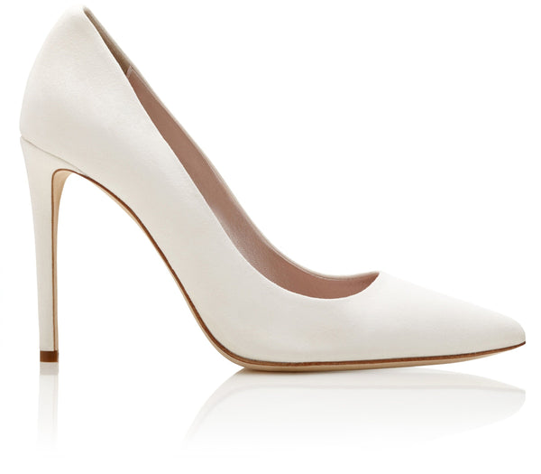 Buy Rebecca Ivory Bridal Shoe