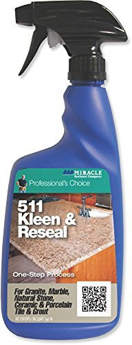 Miracle Sealants KL/RE 32-Ounce SG 511 Kleen and Reseal