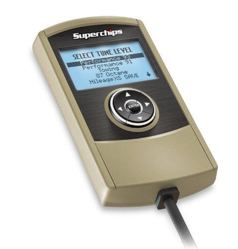 Superchips 3872 Flashpaq Tuner for Jeep Gas Engine