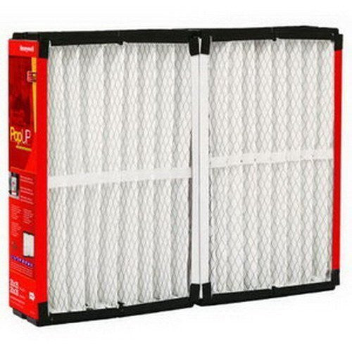 "Honeywell POPUP2400 28"" x 16"" x 5"" Merv 11 Replacement Filter for Aprilaire, Space-Gard"