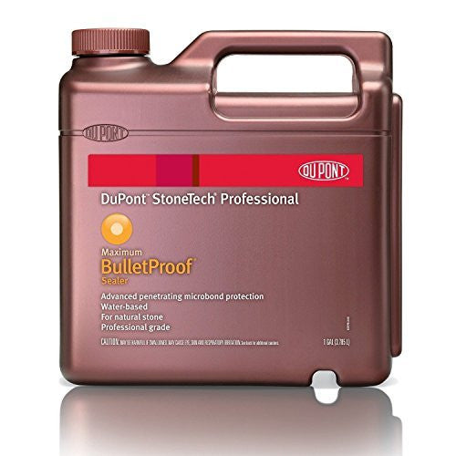 StoneTech BPSS4-1G BulletProof Stone Sealer, 1-Gallon Container