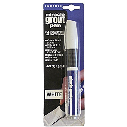 Miracle Grout Pen, White