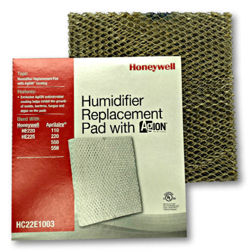 Honeywell HC22E1003 Replacement Humidifier Pad