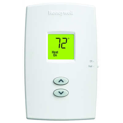 Honeywell TH1100DV1000 PRO 1000 Non-Programmable, Heat Only Thermostat