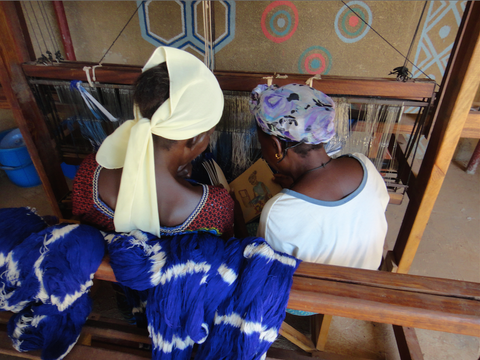Weaving Centre of Excellence, Afrika Tiss