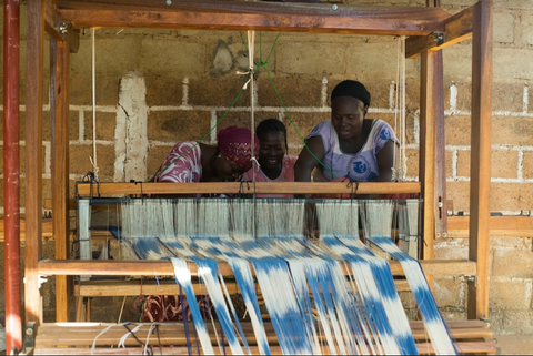 Weaving centre of Excellence, Afrika Tiss, Burkina Faso