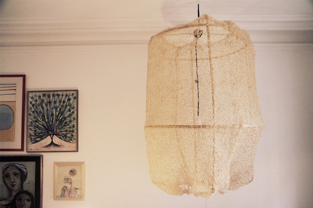 Ay Illuminate Luminaire Ay Illuminate, Suspension sisal Z2 Tea